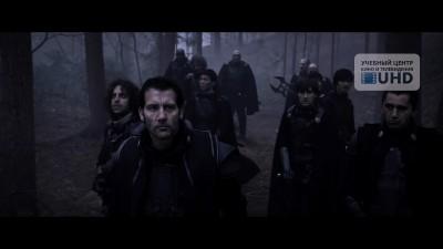 Переозвучка отрывка из фильма - Последние рыцари
