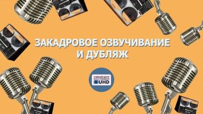 Станислав Стрелков. Режиссёр, актёр озвучивания и дубляжа