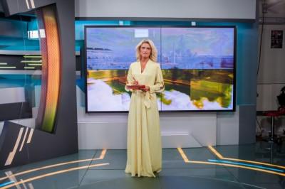 Телевизионная журналистика. Мастерство ведения телепрограмм