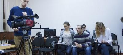 Операторское мастерство в учебном центре: камера Panasonic AG-DVX200
