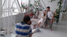 Семейная фотография, практика студентов фотохудожников