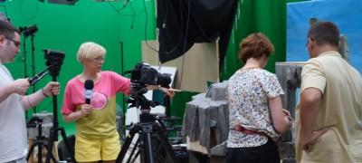 Сюжет студентов учебного центра - «Союзмультфильму» в этом году 85 лет!