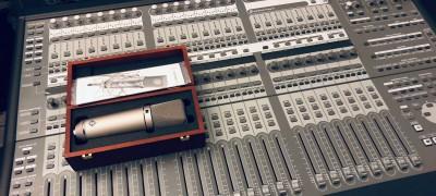 Пополнения оборудования в студии звукозаписи УЦ