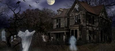 Ghost of old house. Аттестационная работа