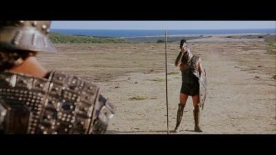 Переозвучивание фрагмента из фильма «Троя. Ахиллес против Гектора»