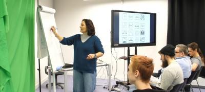 Пять практических советов для написания визуальных историй